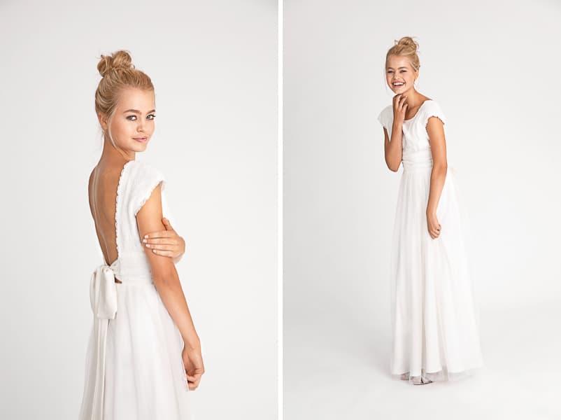 Brautkleid Isabelle aus der Kollektion 2016 von Soeur Coeur