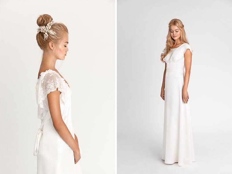 Brautkleider aus der Kollektion 2016 von Soeur Coeur