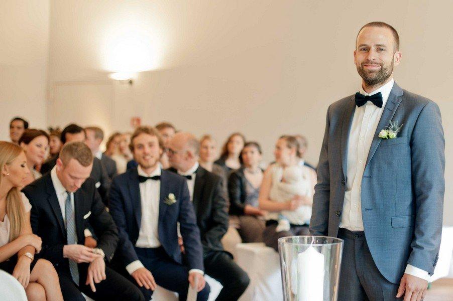 Eine Hochzeit im Stil der 20er Jahre auf Gut Sonnenhausen