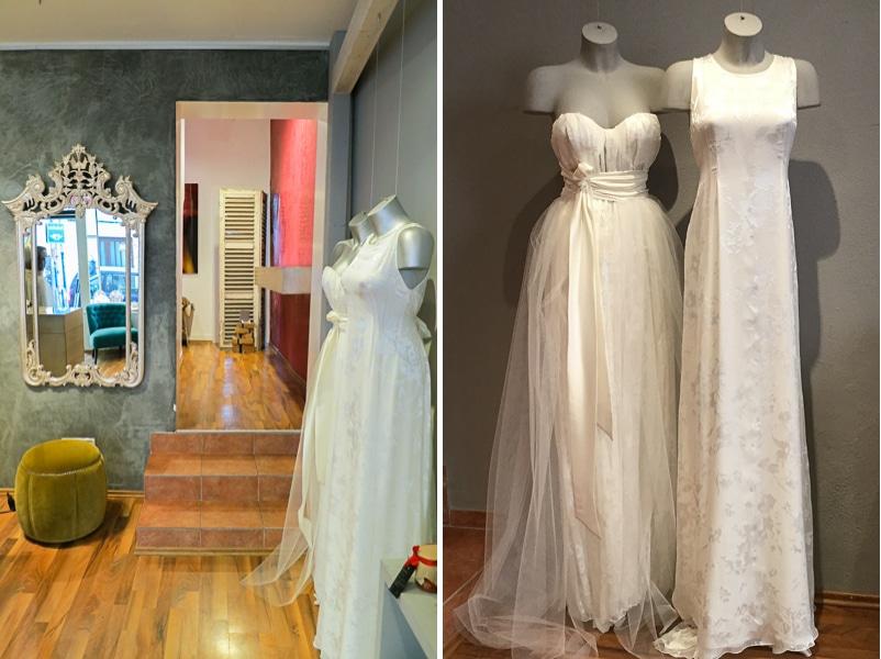 Zu Besuch im Brautladen Iosoy in München