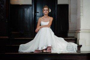 Das Brautkleid Schneeweisschen von küssdiebraut