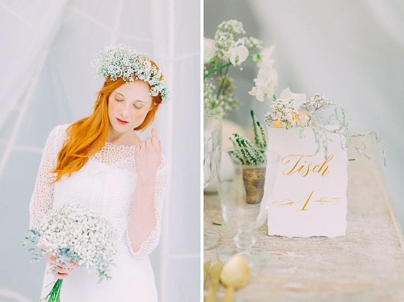 Die federleicht Kollektion der Brautkleider von noni
