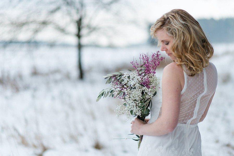 Heiraten bei Schnee und Eis: Tipps für Winterhochzeiten