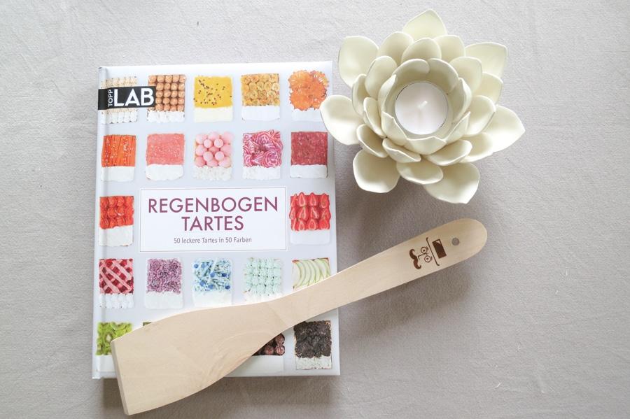 Regenbogen Tartes: Test und Erfahrungsbericht über Rezepte aus dem Buch