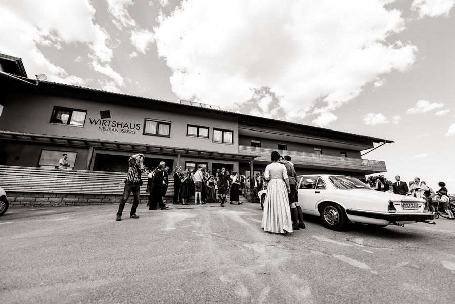 Hochzeit im Burggasthof Neurandsberg