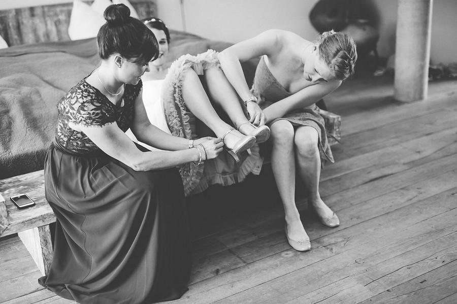 Hochzeitsparty am Chiemsee im Chiemseehof im Stil der 50er Jahre