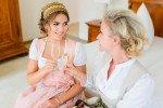 Brautmutter und Tochter am Hochzeitstag: Zauberhafte Inspirationen aus Österreich, Teil 1