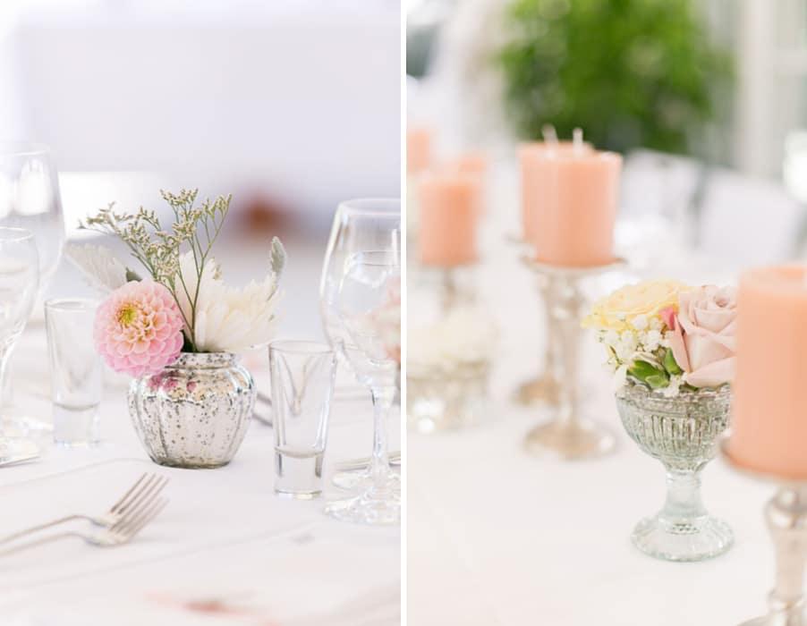 Tischdeko hochzeit rosa grau alle guten ideen ber die ehe for Rosa tischdeko