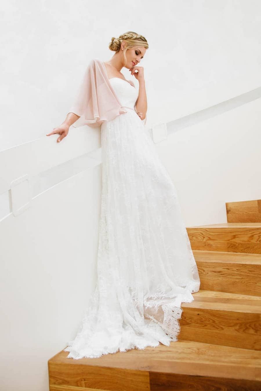 Brautkleid Carmen von Küssdiebraut