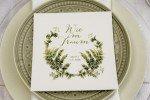 Farne, Moos, Kupfer: Inspirationen für eine natürliche Hochzeit – Wie im Traum, Teil 2