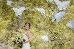 Berge, Farne, Schmetterlinge: Inspirationen für eine natürliche Hochzeit – Wie im Traum, Teil 1