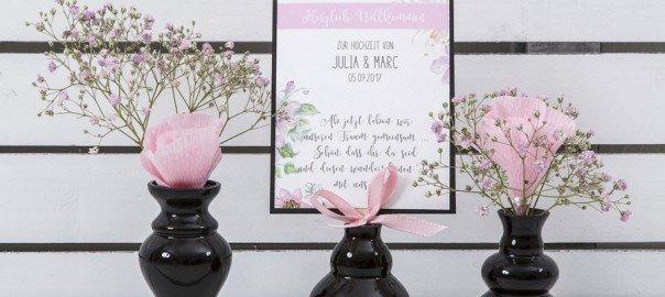 hochzeit-einladung-romantisch-rosa-farbgold-schwarz