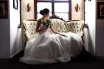 Edle Trachten-Couture: Hochzeitskleider für Dirndl-Bräute